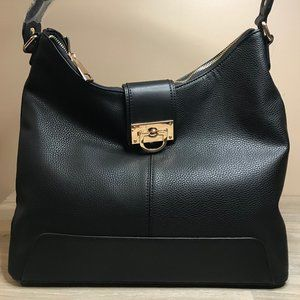 Faux Leather Hobo Bag - NWT